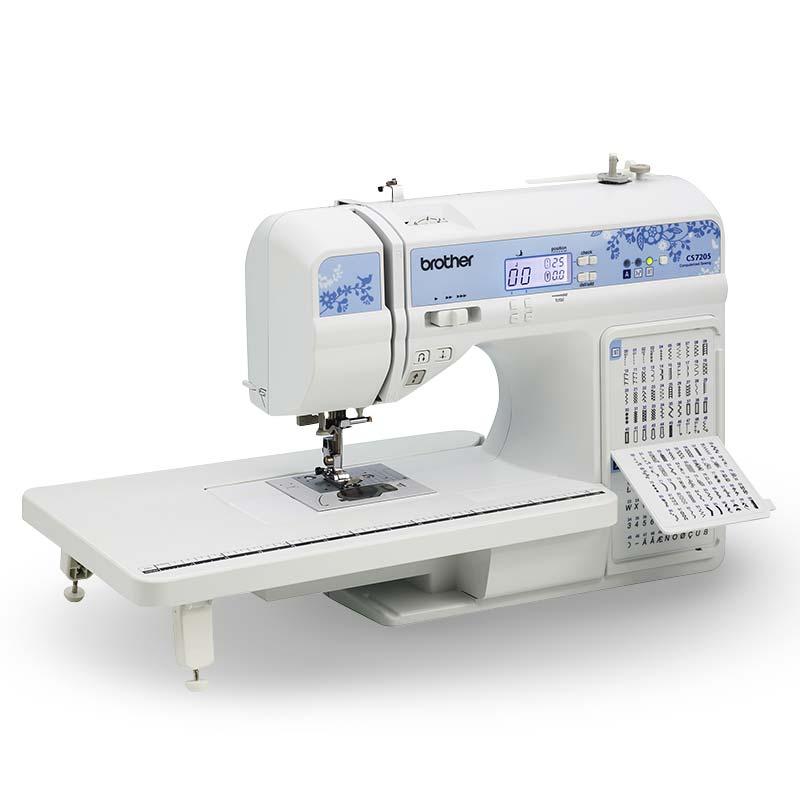 Maquina de coser CS7205