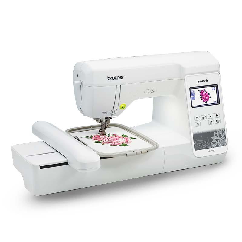 Maquina de coser PE810L